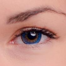 Цветные линзы EOS Briller Blue