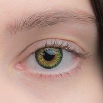 Цветные линзы EOS J324 Green
