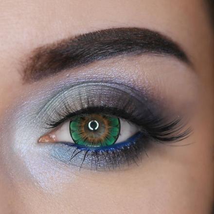 Цветные линзы EOS Daisy 3T Green