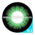 Цветные линзы EOS 204 Green Фото 4